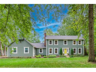 Photo one of 1126 Indian Pipe Ln Zionsville IN 46077 | MLS 21811899