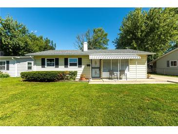 Photo one of 4952 Elaine St Indianapolis IN 46224 | MLS 21811910