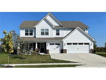 Photo one of 9941 Midnight Line Dr Fishers IN 46040 | MLS 21811919