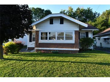 Photo one of 3541 Rockville Rd Indianapolis IN 46222 | MLS 21811946