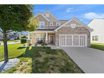Photo one of 7579 Pacific Summit Noblesville IN 46062 | MLS 21811953