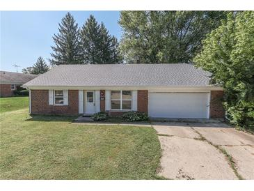 Photo one of 6411 Verbena Ct Indianapolis IN 46224 | MLS 21811960