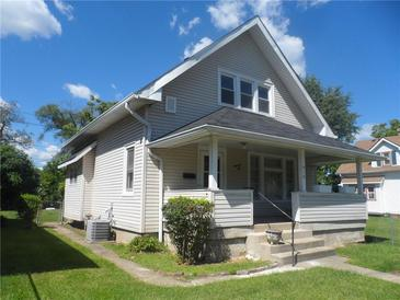 Photo one of 1910 N Harding St Indianapolis IN 46202   MLS 21811961