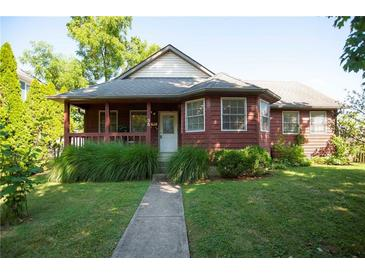 Photo one of 35 N Whittier Pl Indianapolis IN 46219   MLS 21811987