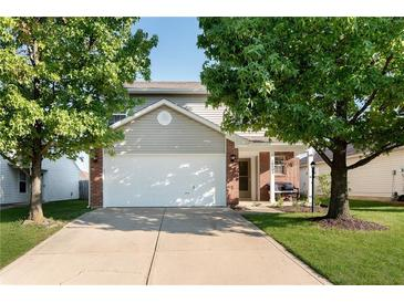 Photo one of 10302 Sun Gold Ct Fishers IN 46037   MLS 21811998