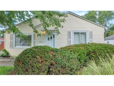 Photo one of 918 N Eaton Ave Indianapolis IN 46219   MLS 21812006