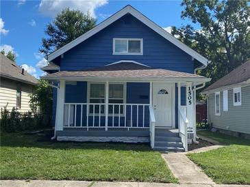 Photo one of 1505 N Grant Ave Indianapolis IN 46201 | MLS 21812024