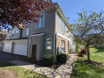 Photo one of 2319 Colfax Ln # 2319 Indianapolis IN 46260   MLS 21812029