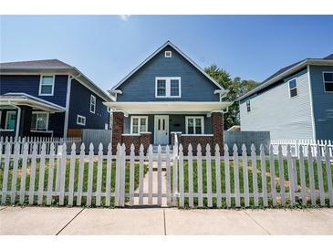 Photo one of 616 N Tacoma Ave Indianapolis IN 46201 | MLS 21812064
