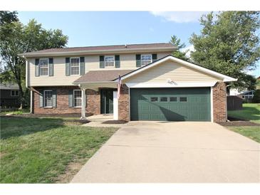 Photo one of 203 Kinser Ct Fishers IN 46038 | MLS 21812097