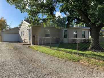 Photo one of 1428 S East St Lebanon IN 46052   MLS 21812103
