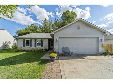 Photo one of 6369 River Valley Way Indianapolis IN 46221   MLS 21812114