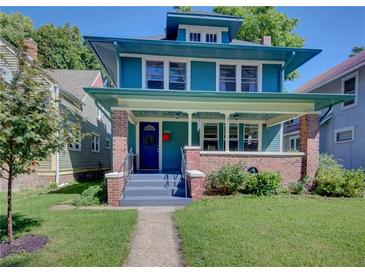 Photo one of 3921 N Capitol Ave Indianapolis IN 46208 | MLS 21812123