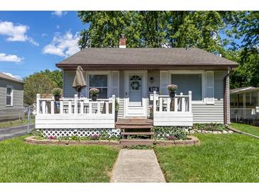 Photo one of 5226 E 20Th St Indianapolis IN 46218 | MLS 21812131