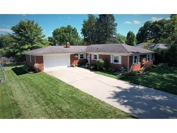Photo one of 825 Chapel Hill Rd Indianapolis IN 46214   MLS 21812147