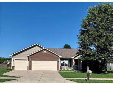 Photo one of 2414 Burgundy Way Plainfield IN 46168 | MLS 21812158