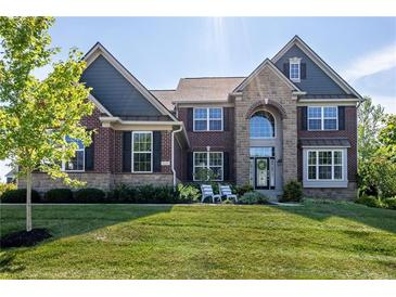 Photo one of 3226 Willow Bend Trl Zionsville IN 46077 | MLS 21812159
