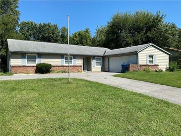 Photo one of 11020 E Mcdowell Dr Indianapolis IN 46229   MLS 21812161