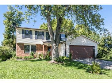 Photo one of 8520 Beckinhill Ct Indianapolis IN 46256   MLS 21812180