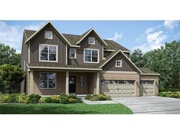Photo one of 19520 Quilling Ln Noblesville IN 46062   MLS 21812196