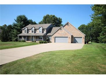 Photo one of 7050 W Harness Ln Columbus IN 47201 | MLS 21812213