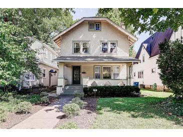Photo one of 5449 N College Ave Indianapolis IN 46220   MLS 21812214