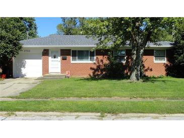 Photo one of 1722 Hawthorne Dr Plainfield IN 46168   MLS 21812264