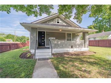 Photo one of 3201 S Lockburn St Indianapolis IN 46221   MLS 21812307