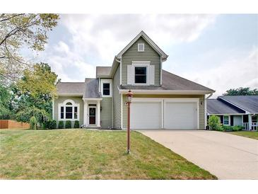 Photo one of 7809 Dawson Dr Fishers IN 46038   MLS 21812337