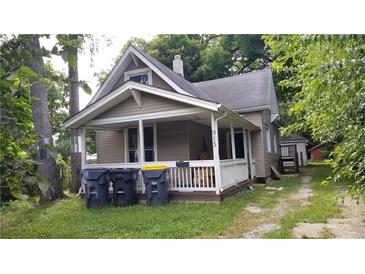 Photo one of 913 Chestnut St Anderson IN 46012 | MLS 21812340