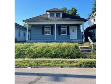 Photo one of 1327 E Minnesota St Indianapolis IN 46203 | MLS 21812368
