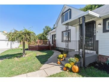 Photo one of 11904 Center St Indianapolis IN 46236 | MLS 21812373