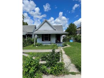 Photo one of 862 W Roache St Indianapolis IN 46208   MLS 21812385