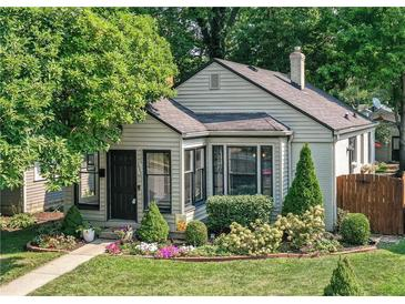 Photo one of 6119 Crittenden Ave Indianapolis IN 46220 | MLS 21812389