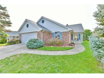 Photo one of 8231 Furlong Cir Indianapolis IN 46256   MLS 21812393