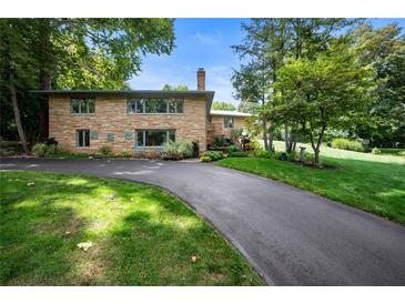 Photo one of 4310 Springwood Trl Indianapolis IN 46228   MLS 21812394