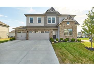 Photo one of 9711 Sonnette Cir Fishers IN 46040   MLS 21812424