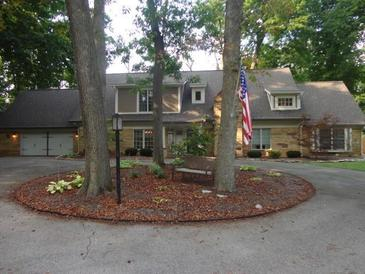 Photo one of 5932 Northwood Dr Carmel IN 46033 | MLS 21812428