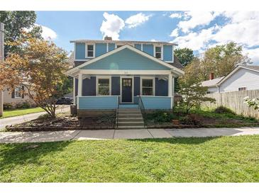 Photo one of 210 S Vine St Plainfield IN 46168 | MLS 21812430