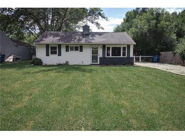 Photo one of 1817 E 75Th Pl Indianapolis IN 46240 | MLS 21812431
