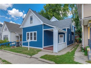 Photo one of 110 E Palmer St Indianapolis IN 46225 | MLS 21812437