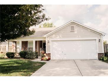 Photo one of 1189 Constitution Dr Indianapolis IN 46234 | MLS 21812447