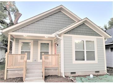 Photo one of 617 N Dearborn St Indianapolis IN 46201 | MLS 21812453