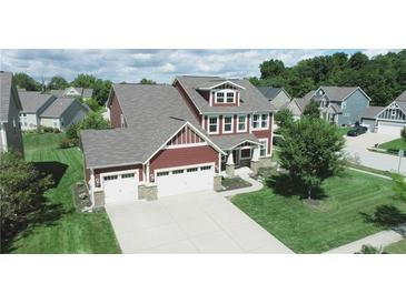Photo one of 11138 Woodpark Dr Noblesville IN 46060 | MLS 21812463