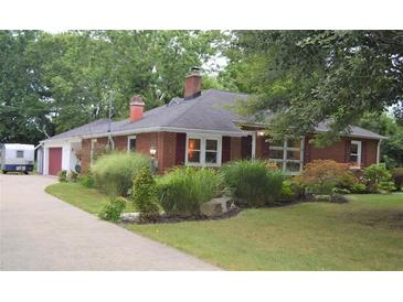 Photo one of 110 N Delbrick Ln Indianapolis IN 46229   MLS 21812465