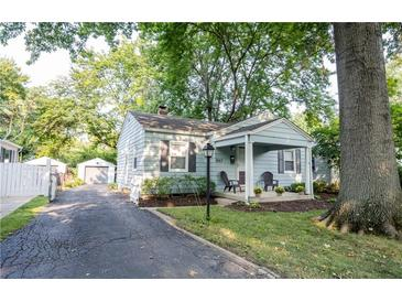 Photo one of 5742 Rosslyn Ave Indianapolis IN 46220 | MLS 21812473