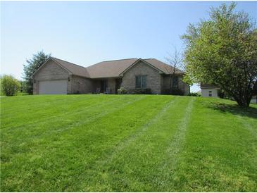 Photo one of 491 W Greencastle Rd Mooresville IN 46158   MLS 21812530
