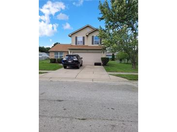 Photo one of 10158 Lone Wolf Dr Indianapolis IN 46235   MLS 21812577