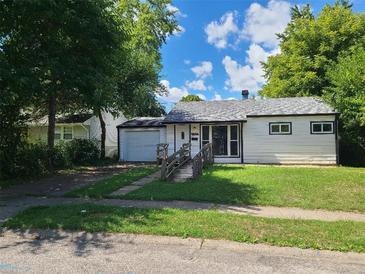 Photo one of 1848 N Irvington Ave Indianapolis IN 46218 | MLS 21812578