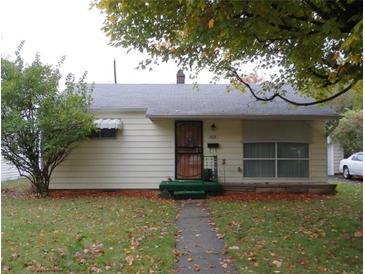 Photo one of 1709 N Hawthorne Ln Indianapolis IN 46218   MLS 21812609